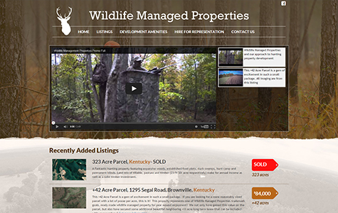 Wildlife Managed Properties